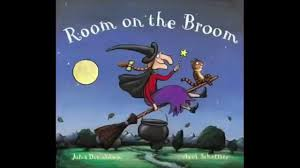 Preschool Halloween Books by Room On The Broom Audiobook For Children Dailymotion