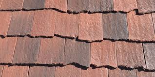 flat roof tile clay antique ludowici
