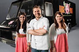 100 Food Network Great Food Truck Race Clevelanders Jumped Aboard The Hodge Podge Express To Get The