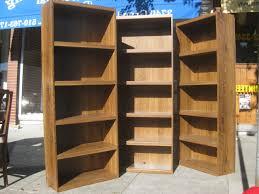 simple design unique bookshelf design with study table design