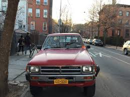 NYC Hoopties - Whips Rides Buckets Junkers And Clunkers: Sweet ...