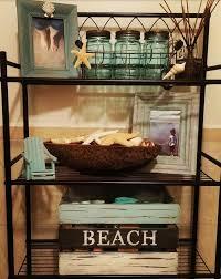 interesting beach themed bathroom decor and best 20 beach themed