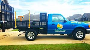 Best Residential Lawn Care Truck - YouTube