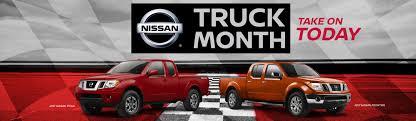100 Truck Month Preston Nissan