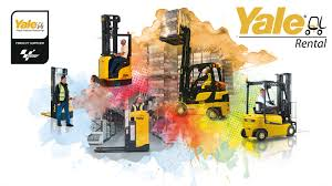 100 National Lift Truck Service Full National Coverage Provided By Yale Rental