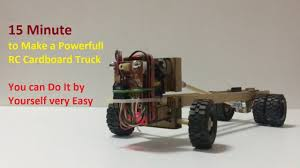 100 Homemade Rc Truck The Powerful RC Idea With Easy Way DC Motor Creative