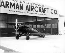 Link To Image Titled Stearman Aircraft Company And Bi Plane