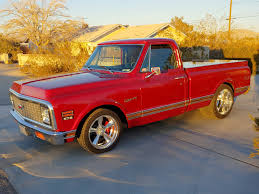 100 1972 Chevrolet Truck C10 Vintage Planet