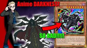 yugioh broken anime archetypes darkness the worst deck ever