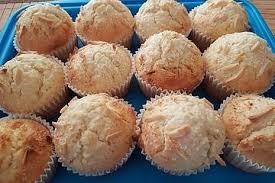 muffins buttermilch kokos