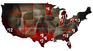 Scariest Halloween Attractions In Southern California by America U0027s Best Haunted Houses Usa U0027s 13 Scariest Haunted Houses