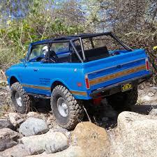 Axial 1/10 SCX10 II '69 Chevrolet Blazer 4WD RTR - Hobbyequipment