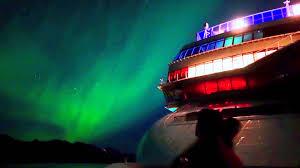 Northern Lights in Southeast Alaska