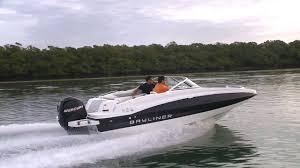 bayliner 190 deck boat youtube