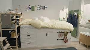 ikea quadratmeterchallenge winziges schlafzimmer für zwei