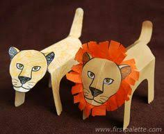 496 Best Animal Crafts For Kids Images On Pinterest In 2018