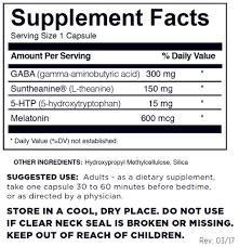 dr dave s best sleep wizard sleep aid with melatonin gaba and 5