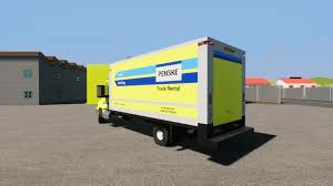 100 Penske Semi Truck Rental Steam Workshop Box PENSKE Yellow