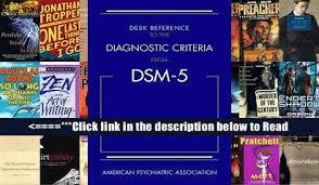 download diagnostic and statistical manual of mental disorders