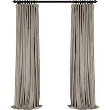 Pink Ruffle Blackout Curtains by Curtains U0026 Drapes Joss U0026 Main