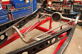 100 Truck Ladder Bars How To Install Ladder Bars And A Ford 9inch Hot Rod Network