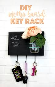 Decorative Key Rack For Wall by 60 Best Chalkborad Paint Crafts Images On Pinterest Dorms Decor
