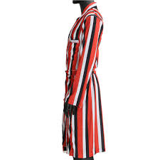Halloween Town Sora Mask by Deadpool Striped Bathrobe Cosplay Costume U2013 Xcoser Costume