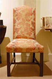 Lovable Chair Adorable Dining Room Upholstery Fabric Patterned For With High Back Upholstered Bench Pics