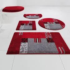 badgarnituren badematten in rot preisvergleich moebel 24