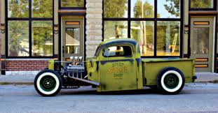 100 Rat Rod Trucks Pictures Breaking News Sports Troy Elsberry Winfield Moscow Mills