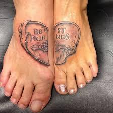 Best Friend Memorial Tattoos