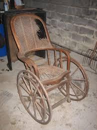 100 Rocking Chair Wheelchair Civil War Wheelchair Collectors Weekly