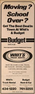 Whit's Truck Rental | Ann Arbor District Library