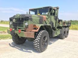 100 6x6 Military Truck BMY M923A2 MILITARY 6X6 Cargo TRUCK 5 TON Midwest Equipment