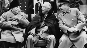Churchills Iron Curtain Speech Bbc by Bbc Bitesize Higher History Reasons For The Cold War Revision 3