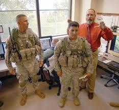 Fort Wayne Desk Sergeant by Digital Dirt U0027 Usaasc