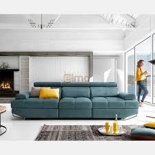 canap contemporain canapés et literie meubles elmo
