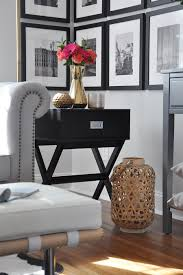 Crate And Barrel Strive Desk Lamp by Room Challenge Week 6 Living Room Tour And Sources