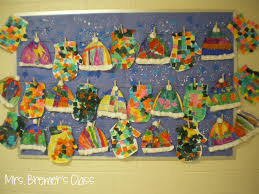 Winter Art Activities For Kindergarten Based On The Books Hat And Mitten By Jan