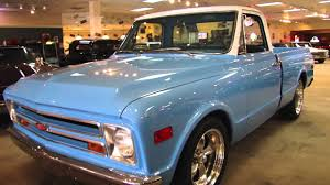1968 Chevy Truck - YouTube Autolirate 1968 Chevrolet K10 Truck Chevy Short Wide Pickup Restoration Call For Price Or Questions C10 Work Smart And Let The Aftermarket Simplify Sale Classiccarscom Cc1026788 Pickup Item Ca9023 Sold July 1 12ton Connors Motorcar Company Truck Has Remained In The Family Classic Trucks Only American Eagle Wheels Photo Ideas Beginners