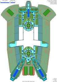 Starship Deck Plan Generator by Novoil Ghtroc Cargo Baroness Medium Freighter