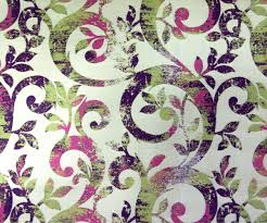Curtain Fabric By The Yard by Purple Green Floral Ivy Fabric By Yard Curtain Fabric
