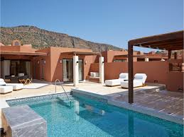 100 Luxury Residence Domes Of Elounda TwoBedroom Crete Greece