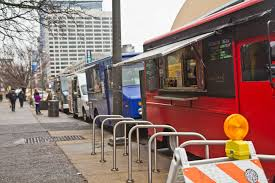 100 Philly Food Trucks Vendors Banned From Market Street Near Drexel