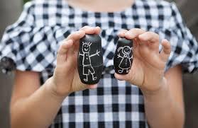 100 Matryoshka Kitchen DIY Chalkboard Nesting Dolls