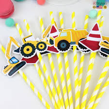 NEW Construction Trucks Straw 20Pcs Paper Straws Birthday Party ... 9 Of The Best Kids Birthday Party Ideas Gourmet Invitations Dump Truck Invitation Template Wwwtopsimagescom Big Rig Small Napkins Amazoncouk Kitchen Home Funny Cstruction Baby Shower Or Photo Booth Props Trucks 1 49 Themed With Free Printables A How To Ay Mama Lincolns Third Veronikas Blushing Modern Prop Jeremy S 2nd Tkcstruction Boys Inspiration Venus Tonka Su92 Advancedmasgebysara