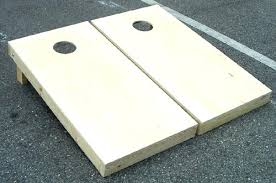 Cheap Cornhole Boards Diy Projects For School Tipsdesainkuclub