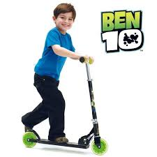 Amazing Ben 10 Scooter For Kids In Pakistan