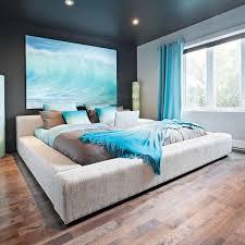 chambre ambiance mer deco chambre adulte bord de mer décoration de maison contemporaine
