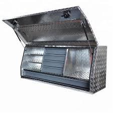 100 Aluminum Truck Tool Boxes Aluminium Box Side Opening Kassico